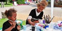 Barn til Barn v/Projektskolen Aarhus i Friheden