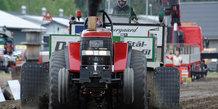 DM i Tractor pulling