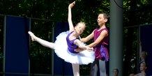 Balletbørn indtog Friheden