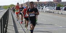 Aarhus City Halvmarathon 2012