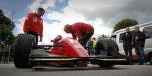 Classic Race Fredag F-I Opvarmning