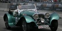 Classic Race lørdag