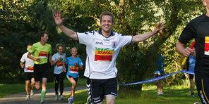 DHL stafetten 2012, onsdag: Løberne