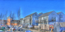 Marselisborg Havn - Forår