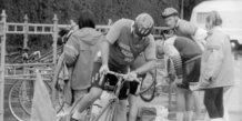 Husker du: Triathlon i Skjern med Henrik Gjessing