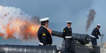 En kanon dag på Fregatten