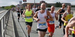 Nykredit Invest Aarhus City Halvmarathon 2013 - 2 km