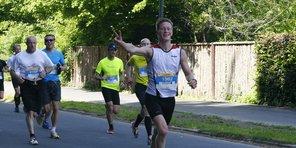 Nykredit Invest Aarhus City Halvmarathon 2013 - 17 km