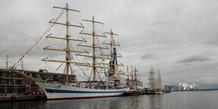 The Tall Ships Races 2013 - Torsdag