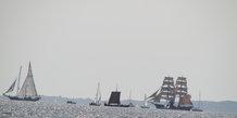 Tall Ships Races 2013 - Fra stranden