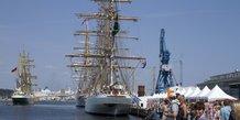 Tall Ship Race søndag: Ship ohey, gør klar til afgang