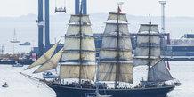 Tall Ship Race forlader Århus