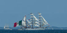 The Tall Ships Races 2013 - Parade Of Sail