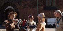 Tirsdags rundtur i Århundredets festivalen