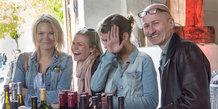 Flagstangmarked til Spot Festival 2014