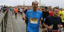 Nykredit Aarhus City Halvmarathon 2014 - 2 km