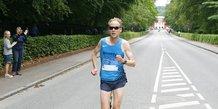 Nykredit Aarhus City Halvmarathon 2014 - Tivoli Friheden