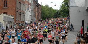 Aarhus City Halvmarathon 2014