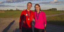 DinLøbetræners fødselsdags maraton
