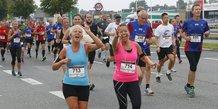 Audi Challenge Aarhus Halvmarathon 2014