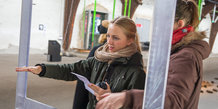Medie og Arkitektur Biennale 2014 - Godsbanen