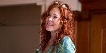 Joan Ørting inviterer til kaffebord på Casablanca