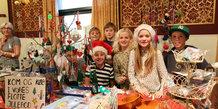 Julemarked i Hjortshøj forsamlingshus