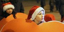 Så kom julemanden til Aarhus (1)