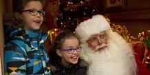 Julemanden i City Vest