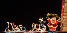 Julelyset Tændes i Hinnerup 2014