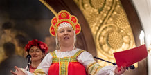 Julekoncert med Kalinka koret