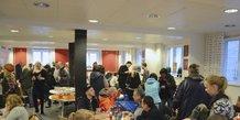 Julefrokost for hjemløse i Århus