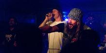 Jonny Hefty og Jøden, Feat. DJ Static på Walthers