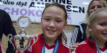 Kathrine Andersen Chokolade cup