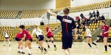 Håndbold AGF - Lystrup IF U 14