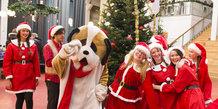 Juletræsfest på Aarhus Produktionsskole