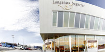Åbning af Langenæs Bageriet på Grenåvej