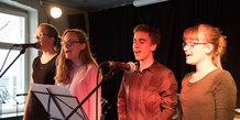 FOF elevkoncerter på Gyngen
