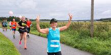 Aarhus Halvmaraton 2016 - 13 km.
