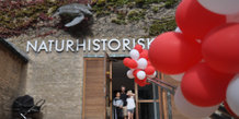 Naturhistorisk Museum fejrede 75 års fødselsdag