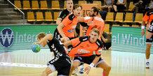 Århus Håndbold og Team Tvis Holstebro