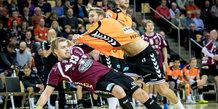 Aarhus håndbold slog Randers HH med 36-24