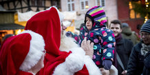 Jul i Den Gamle By