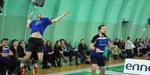Badminton Ligakamp  Højbjerg - Odense