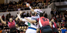 Håndbold Ungarn og Egypten