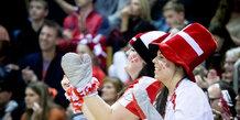 Håndbold Danmark og Island
