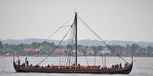 vikingernes flåde