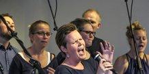 Sommerkoncert med Local Vocal