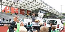 AGF -  Randers FC