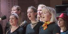 Dokk1: Julekoncert med vokalgrupperne SONO og CONCORDIA